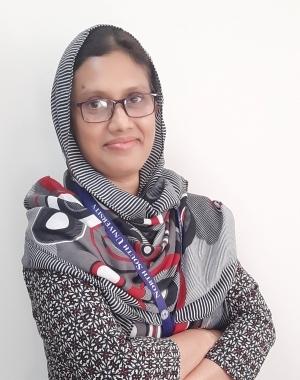 Ruksana Chowdhury