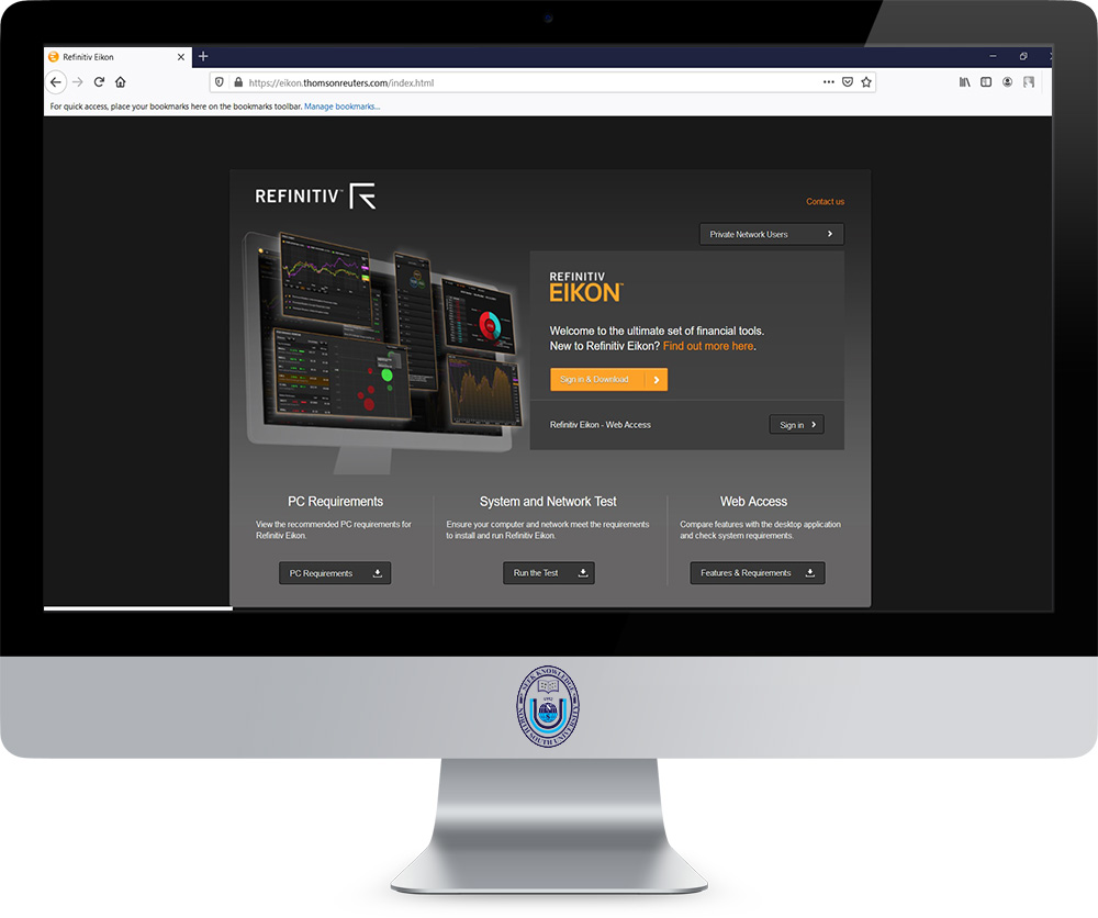 Eikon Database